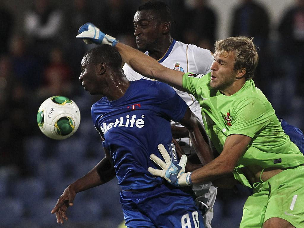 Belenenses vs Porto (LUSA)