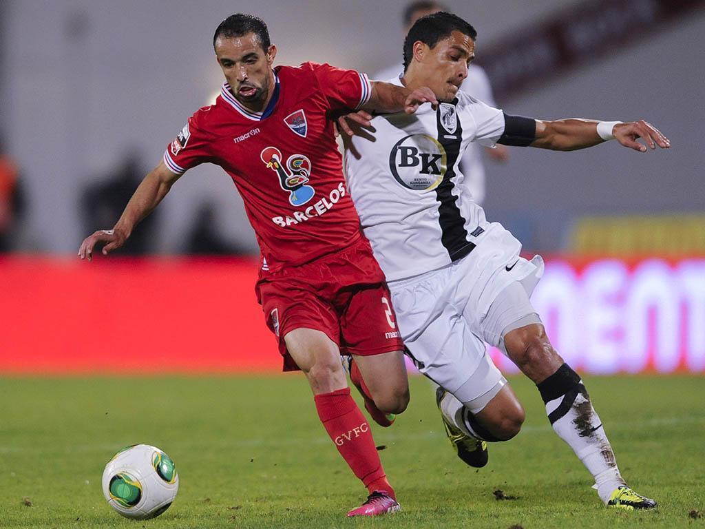 Gil Vicente vs Vitória Guimarães (LUSA)