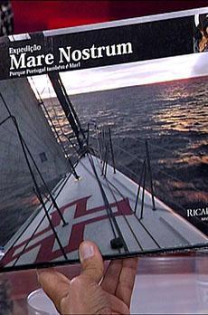Os livros de Marcelo Rebelo de Sousa «Mare Nostrum»
