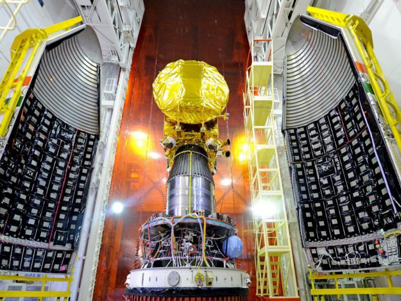 Primeira missão a Marte da Índia (Foto Reprodução/EPA/INDIAN SPACE RESEARCH ORGANIZATION)