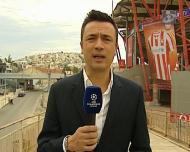 Paulo Pereira em Atenas