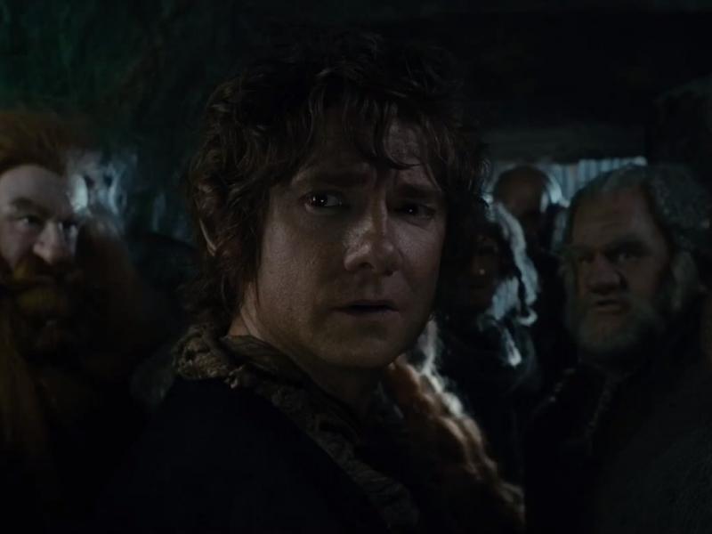 «O Hobbit: A Desolação de Smaug»