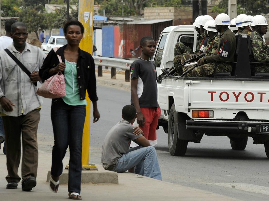 Moçambique (Reuters)