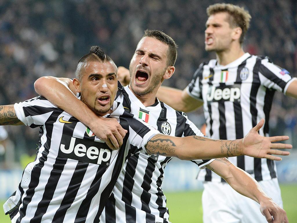 Juventus vs Real Madrid (EPA)