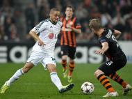 Shakhtar Donetsk vs Bayer 04 Leverkusen (EPA)