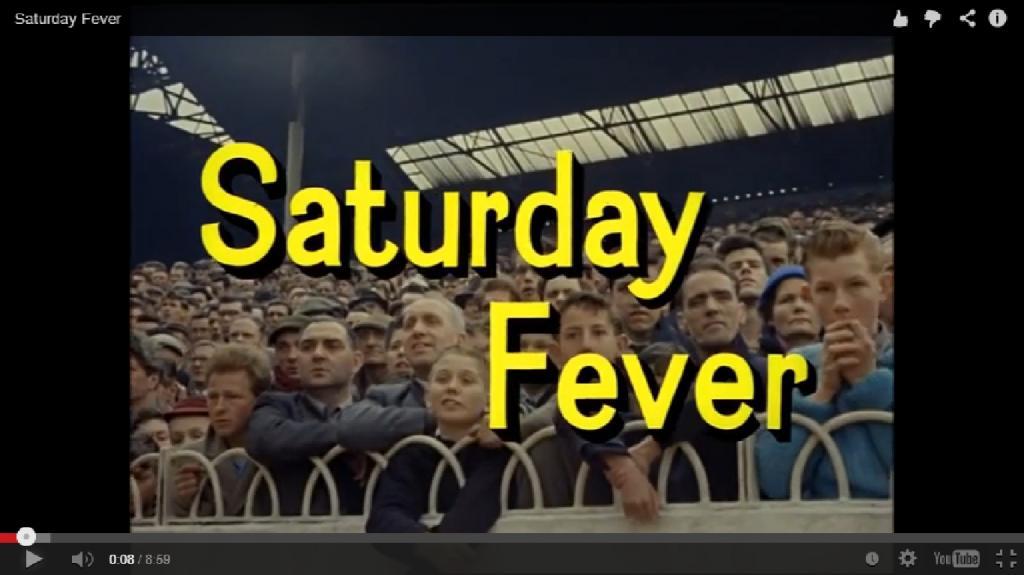 Saturday Fever