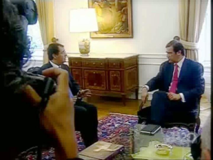 Judite Sousa entrevista António José Seguro