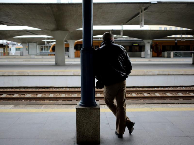 Comboio (Estela Silva/Lusa)
