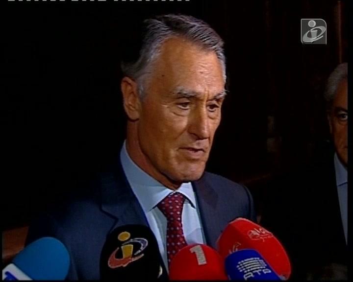 Presidente da República expressou preocupação com situação de Moçambique