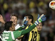 Maccabi Tel Aviv vs Eintracht Frankfurt (EPA)
