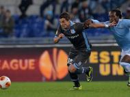 Lazio vs Apollon (LUSA)