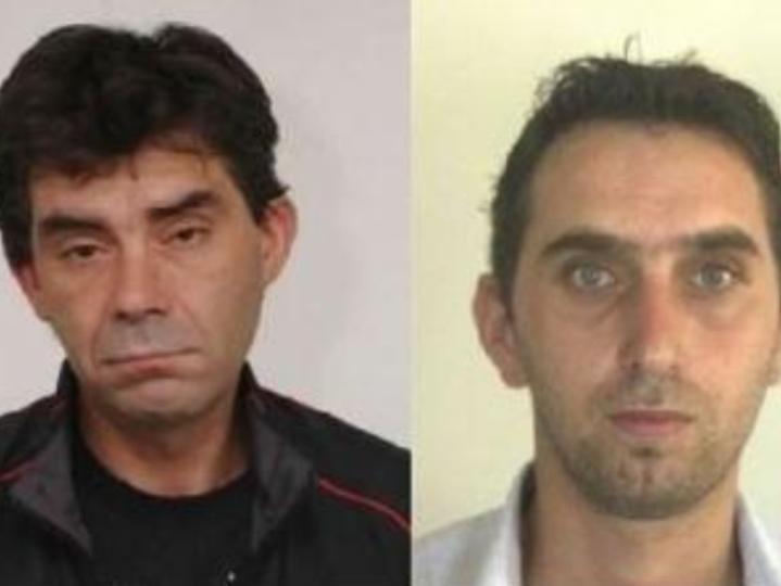 Os rostos dos suspeitos de terem sequestrado o médico português