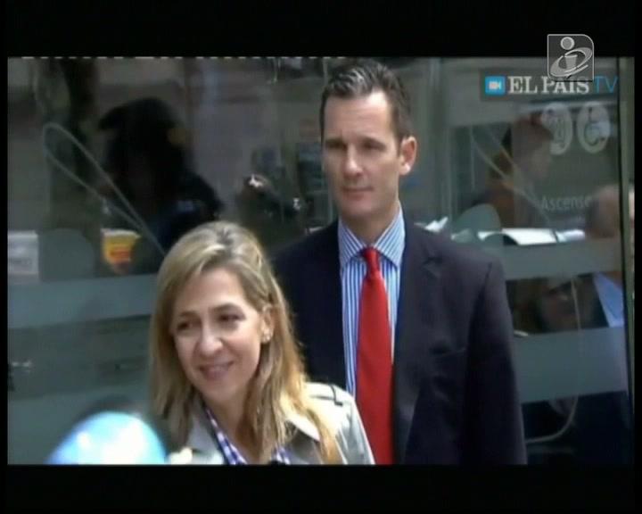Marido da infanta Cristina enviava emails a troçar da família real
