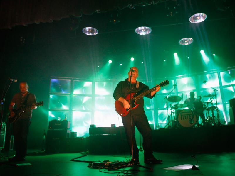 Pixies no Coliseu de Lisboa (Hugo Correia/Reuters)