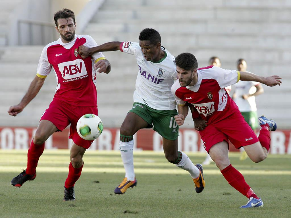 Marítimo vs AD Oliveirense (LUSA)