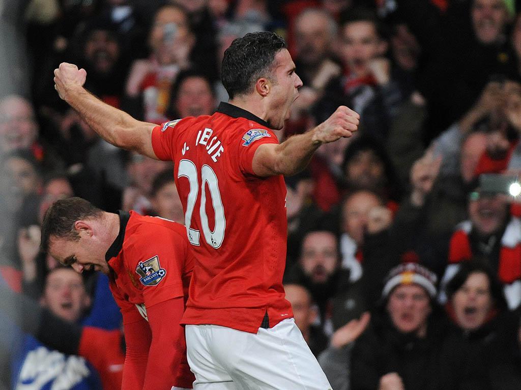 Manchester United vs Arsenal (EPA)