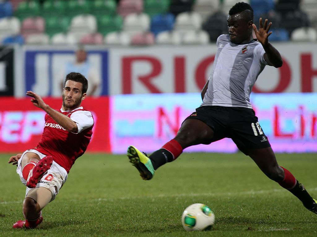 Olhanense vs Sp. Braga (LUSA)