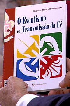 Os livros de Marcelo Rebelo de Sousa «O Escutismo e a Transmissão da Fé»