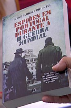 Os livros de Marcelo Rebelo de Sousa «Espiões em Portugal durante a II Guerra Mundial»