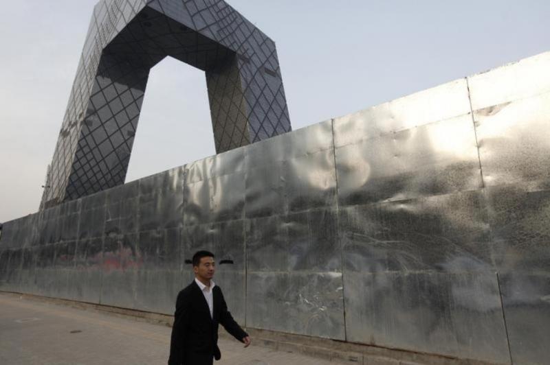 Edifício da CCTV em Pequim [Reuters]