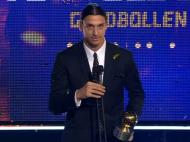 Ibrahimovic eleito melhor jogador da Suécia