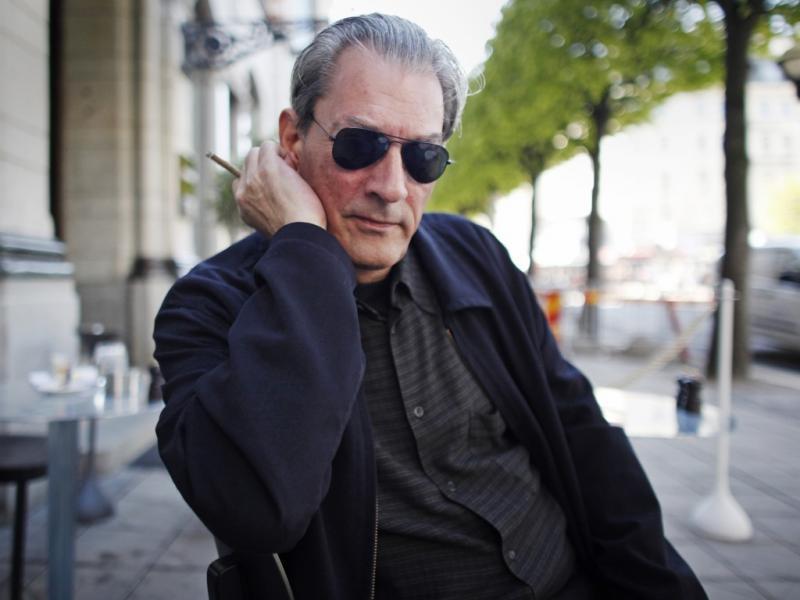 Paul Auster (Reuters)