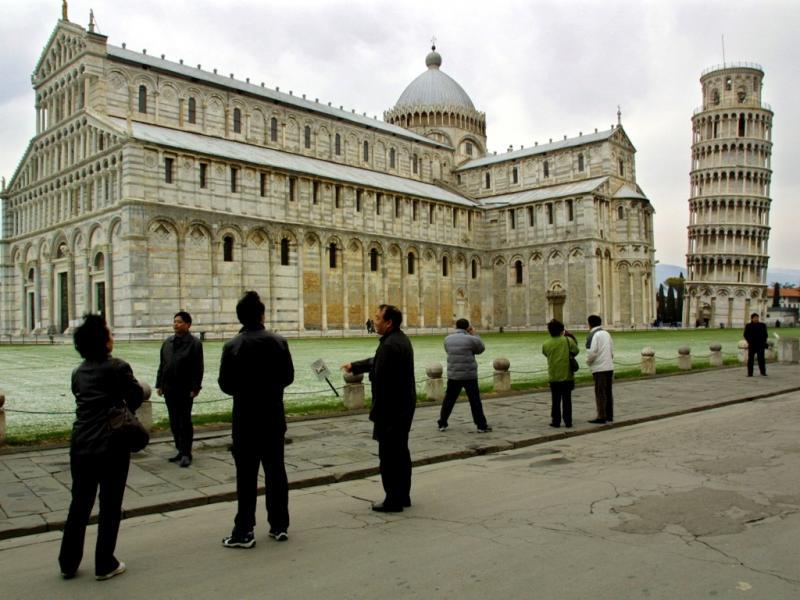 Torre de Pisa (REUTERS)