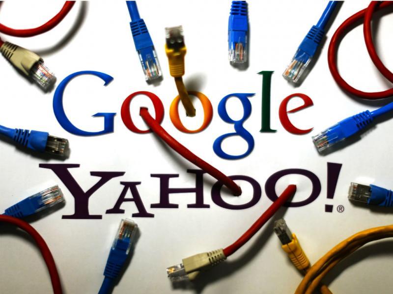 Google e Yahoo [Reuters]