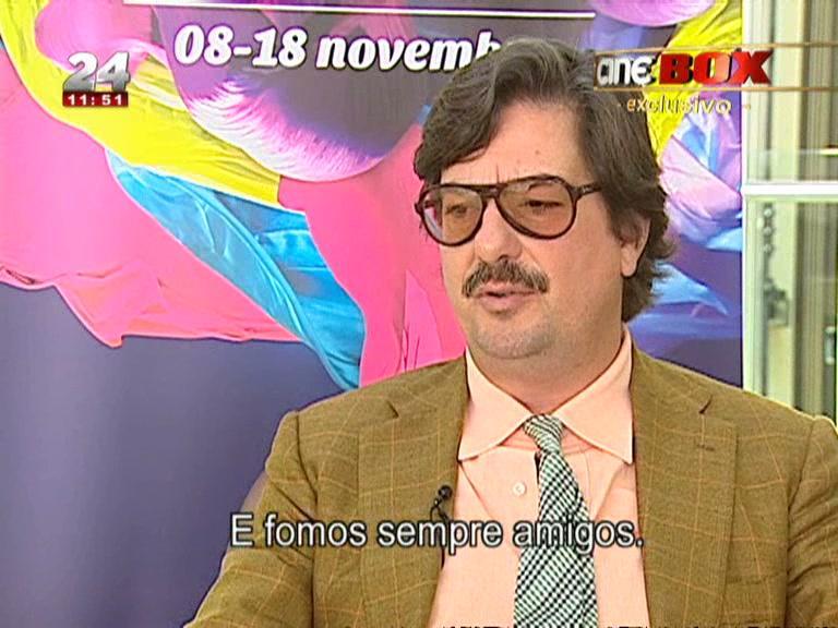 Entrevista a Roman Coppola
