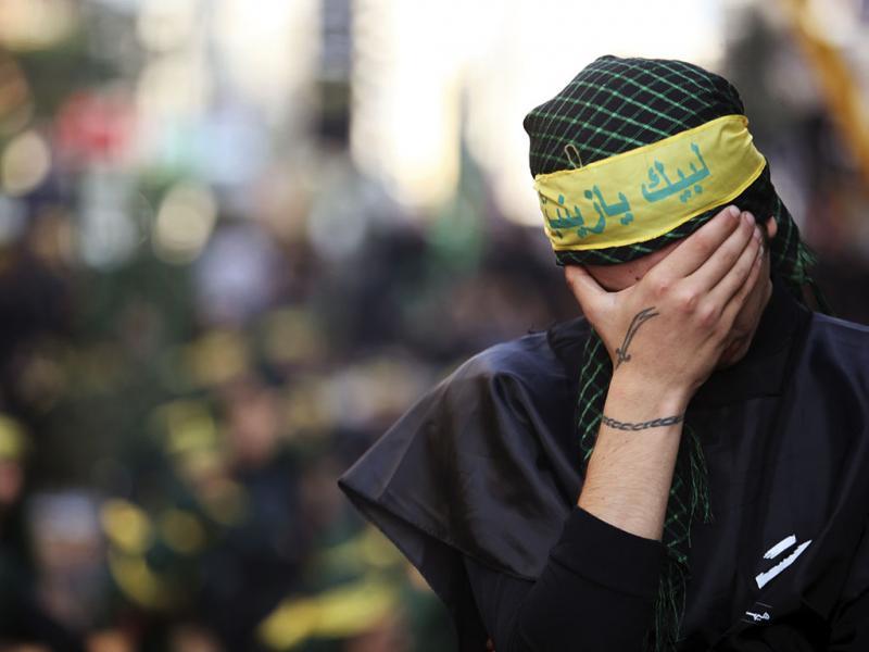 Muçulmanos xiitas celebraram a Ashura (REUTERS)