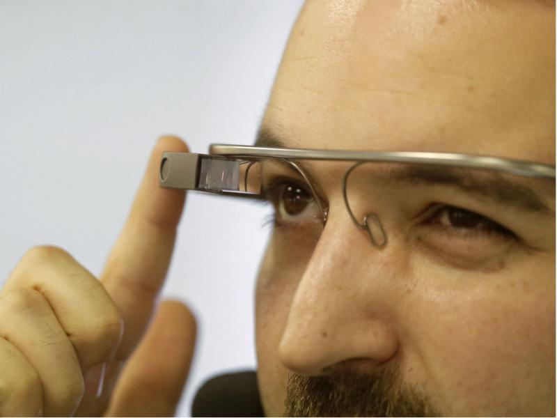 Google Glass (Reuters)