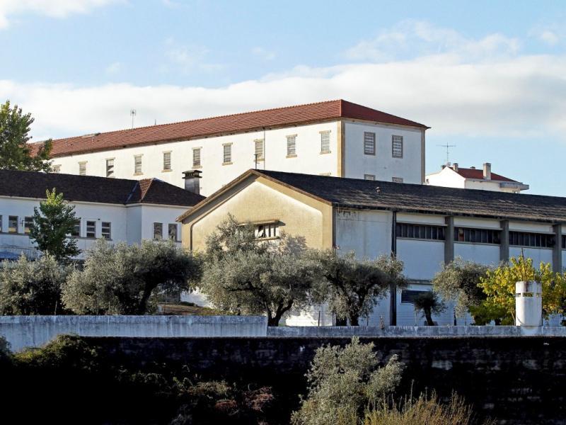 Prisão de Castelo Branco [LUSA]