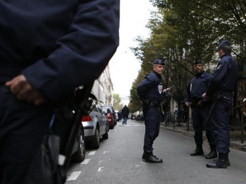 Tiroteio na sede do jornal Libération [Reuters]
