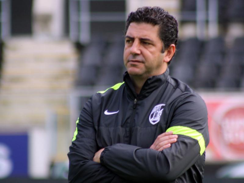 Rui Vitória (foto: Bruno José Ferreira)