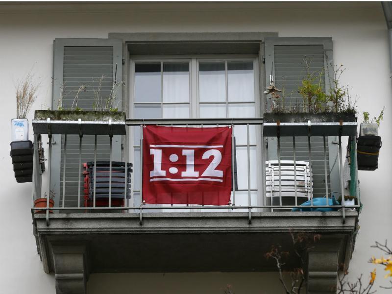 Suíça revolta-se contra ordenados milionários [Reuters]