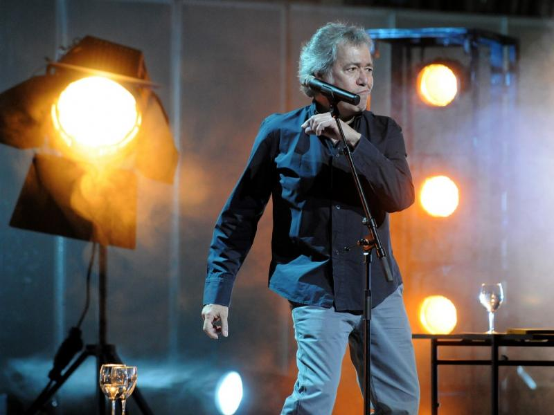 Sérgio Godinho apresenta «Caríssimas Canções» na Casa da Música (foto: Egídio Santos)
