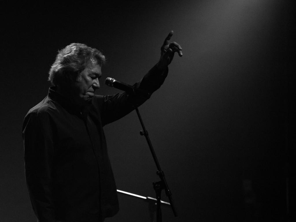 Sérgio Godinho apresenta «Caríssimas Canções» no CCB (foto: José Mendes)