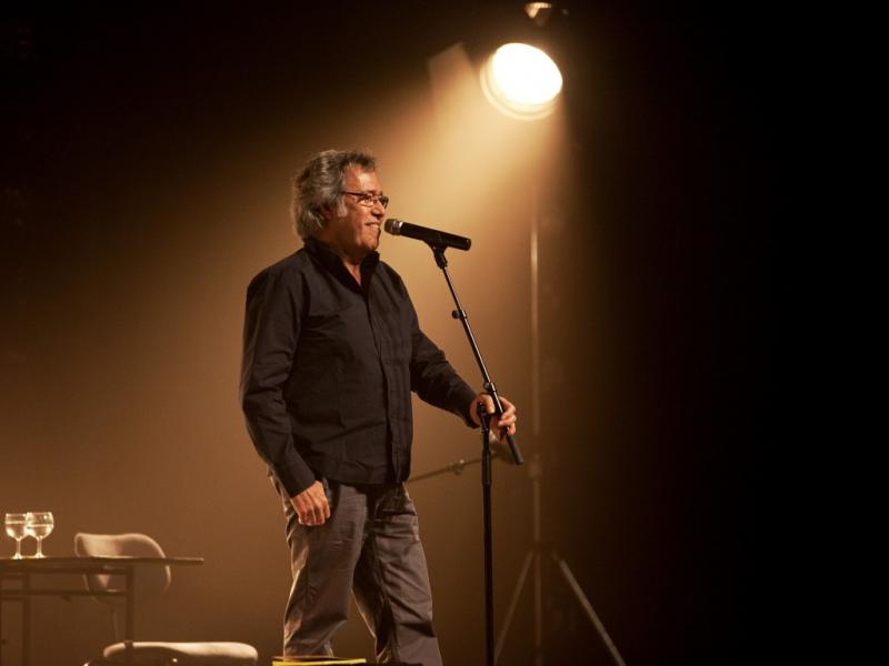 Sérgio Godinho apresenta «Caríssimas Canções» no CCB (foto: Filipe Ferreira)