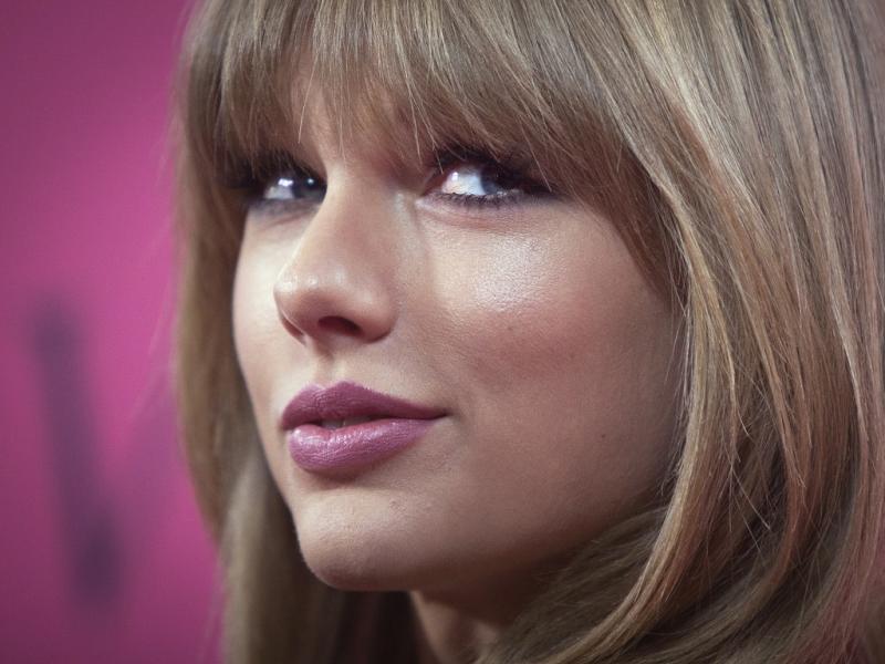 7. Taylor Swift - 40,6 milhões de euros (Reuters)