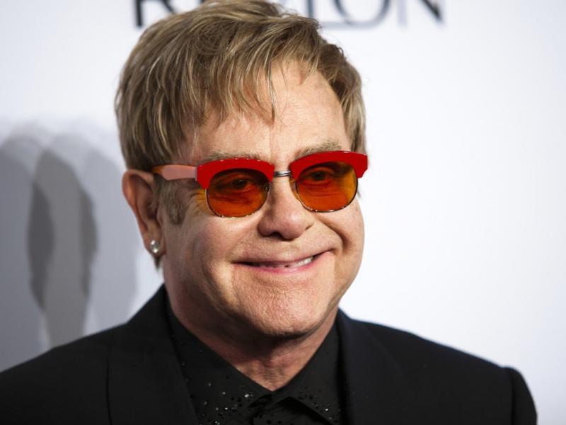 8. Elton John - 39,9 milhões de euros (Reuters)