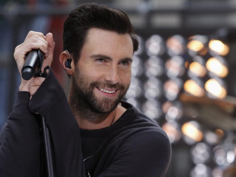 Adam Levine, vocalista dos Maroon 5 (Reuters)