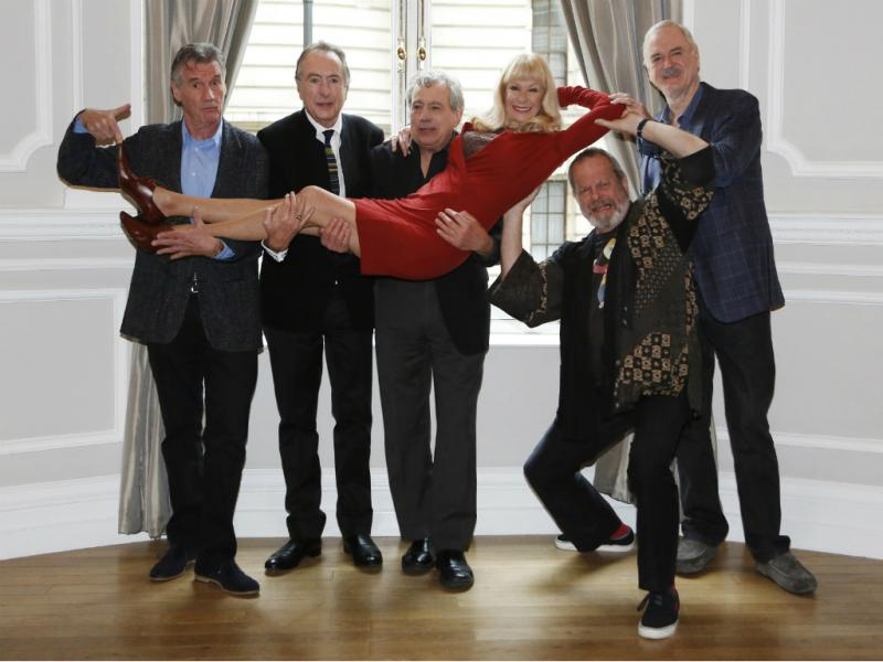 Monty Python (Reuters)