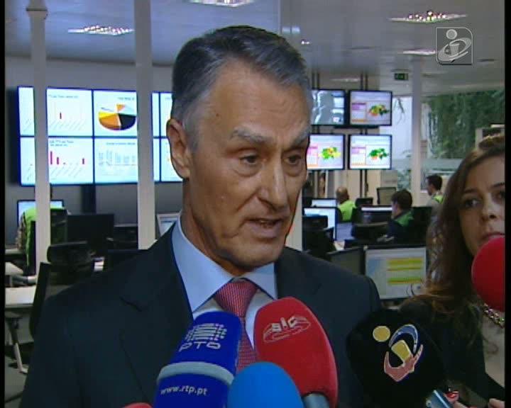 Cavaco Silva apela à serenidade