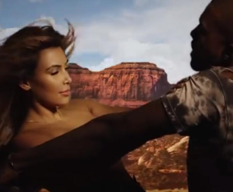 Novo vídeo de Kanye West Foto: Youtube
