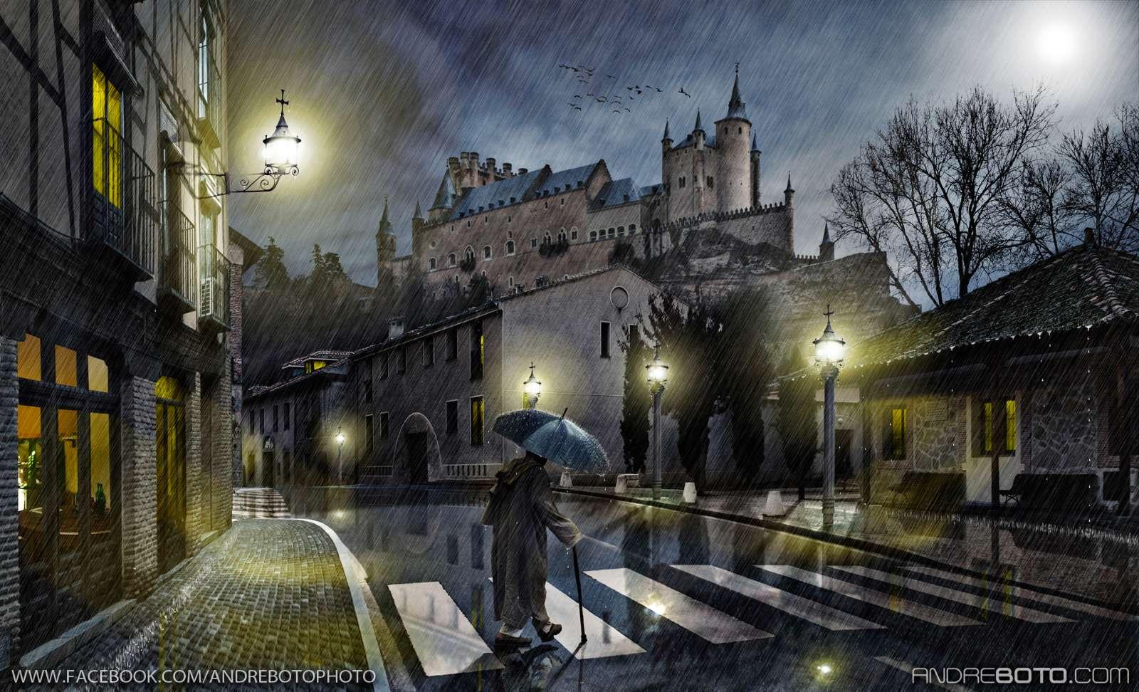 NightWalking de André Boto