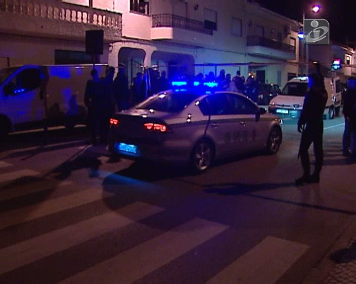Dois mortos em sequestro no Pinhal Novo