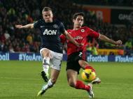 Cardiff City vs Manchester United (EPA)