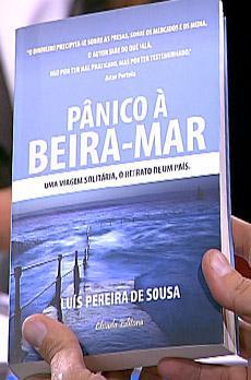 Os livros de Marcelo Rebelo de Sousa «Pânico à Beira-Mar»