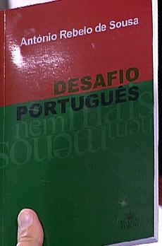 Os livros de Marcelo Rebelo de Sousa «Desafio Português»