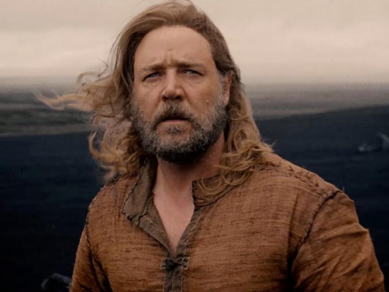Russell Crowe em «Noé»